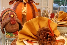 Thanksgiving Fun / From table setting to food to even Thanksgiving weddings, a collection of all the best pins / by Event Now
