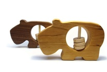 Wooden Toy Obsession  / Modern and vintage wooden toys.  / by Amber Brooks