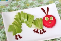 Kid Noms / Baby and kid friendly meals and snacks. / by Amber Brooks