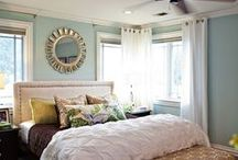 Bedrooms / Beautiful bedroom inspiration plus tips & tricks for keeping bedrooms tidy ...