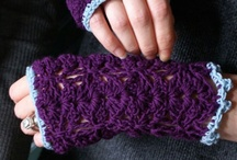 Crochet ~ Mitts