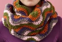 Crochet ~ Cowls & Neckwarmers