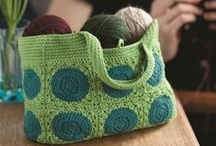 Crochet ~ Bags & Baskets