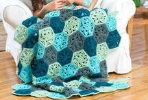 Crochet ~ Afghans & Blankets