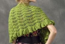 Crochet ~ Shawls & Wraps