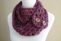 Crochet ~ Scarves & Infinities