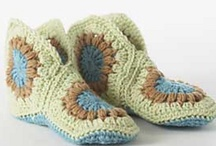 Crochet ~ Slippers & Socks