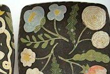 Ceramics-plates
