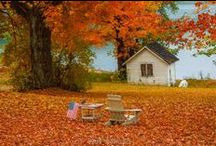 Fall in the Adirondacks / Things to do and places to see during this autumn season.