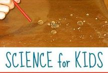 Kid Science / Fun things to do with science