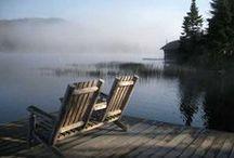 Adirondack Waters / by Adirondack Mountains