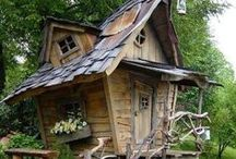 Project Treehouse / Treehouse inspiration and ideas.  / by Tammy Earsley