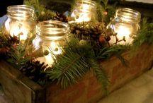 Seasonal Decorating ⛄️☀️ / by Chrislyn Massaquoi