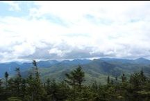 Adirondack Mountaintop Views / Nothing beats the feeling of climbing to the top of a mountain and taking in the view, especially in the Adirondacks!