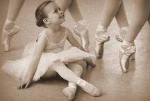 Children & Ballet / by Jocelyn McCormack