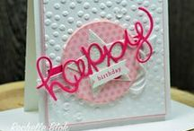 Stampin' Up! - Hello You Thinlits