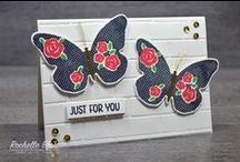 Stampin' Up! - Floral Wings / by Rochelle Blok, Independent Stampin'  Up! Demonstrator