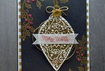 Stampin' Up!® - Embellished/Delicate Ornaments