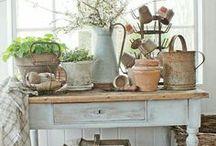 FARMHOUSE DECOR / The Best Farmhouse Decor on Pinterest