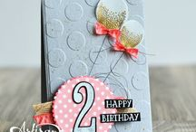 Stampin' Up!® - Balloon Celebration