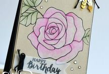 Stampin' Up!® - Rose Wonder/Rose Garden