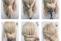 pretty & easy / A collection of pretty and easy hair styles with step by step instructions.