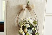 Easter Decor for the Farmhouse / Farmhouse Style Easter Decor Ideas