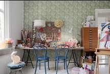 Craft Room / by Vy Koenig