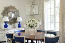 *Divine Dining Rooms* / Entertain family and friends ... enjoy this beautiful room in your home. / by *Melissa Miller*