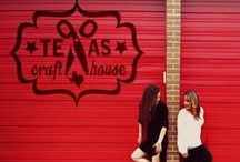 Texas Craft House / www.texascrafthouse.com / by {Texas Craft House} Cassie Sullivan