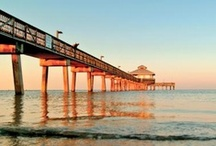 Fort Myers Beach / Fort Myers Beach, Florida offers both sides of the beach vacation from burger joints to fine dining, parasailing to oceanside massage. / by The Beaches of Fort Myers & Sanibel Florida