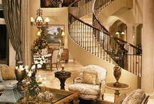 """Dream Home / """"Home is the nicest word there is."""" -Laura Ingalls Wilder / by Alison Catherine"""