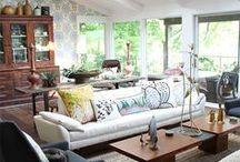 Decoração / Ambientes, objetos e ideias para a casa / by Nancy Schoola