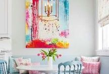 *Summer Brights* / The vibrant colors of summer.