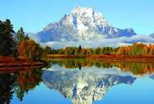 Wyoming, Idaho, Montana & Nevada