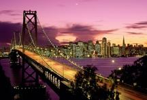 Oregon, Washington & California
