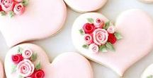 *Valentine Confections* / Sweets for your sweetheart.