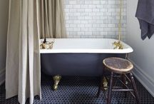 + BATHROOMS + / by HOLMES + SALTER Interiors