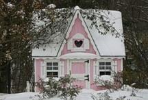 Cottage, Barns, Farms