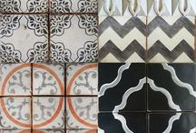 + TILE + / by HOLMES + SALTER Interiors