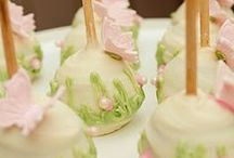 Cakes and Cake Pops / by Alison Catherine
