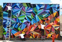Street Art/Graffiti/Arte de Rua / by Berg Targino