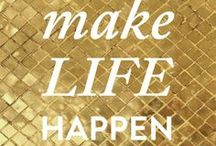 Making Things Happen in 2014 / Hoping, praying, dreaming for a year of BREAKTHROUGH! #2014GoalSetting
