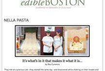 In the Press / Nella Pasta in the news