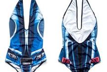 GRAFFINIS CUSTOMS / Custom swimwear projects we've worked on throughout the years.