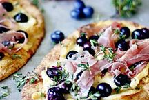 EAT - PIZZA/TART STYLE