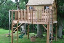 Kid tree houses