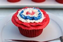 *July 4th Food* / Delicious, patriotic recipes!