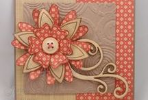 SCRAPBOOKING CARDS! / by Kim Cavanaugh Schaffner