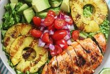 HEALTHY MEALS / http://blondeponytail.com/food-recipes/